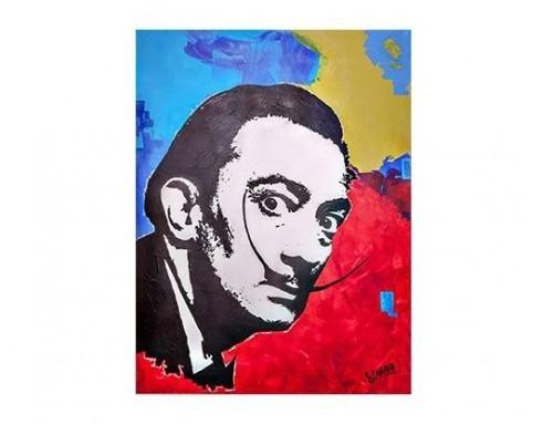 Artiste peintre Marocain – Oeuvre SALVADOR DALI